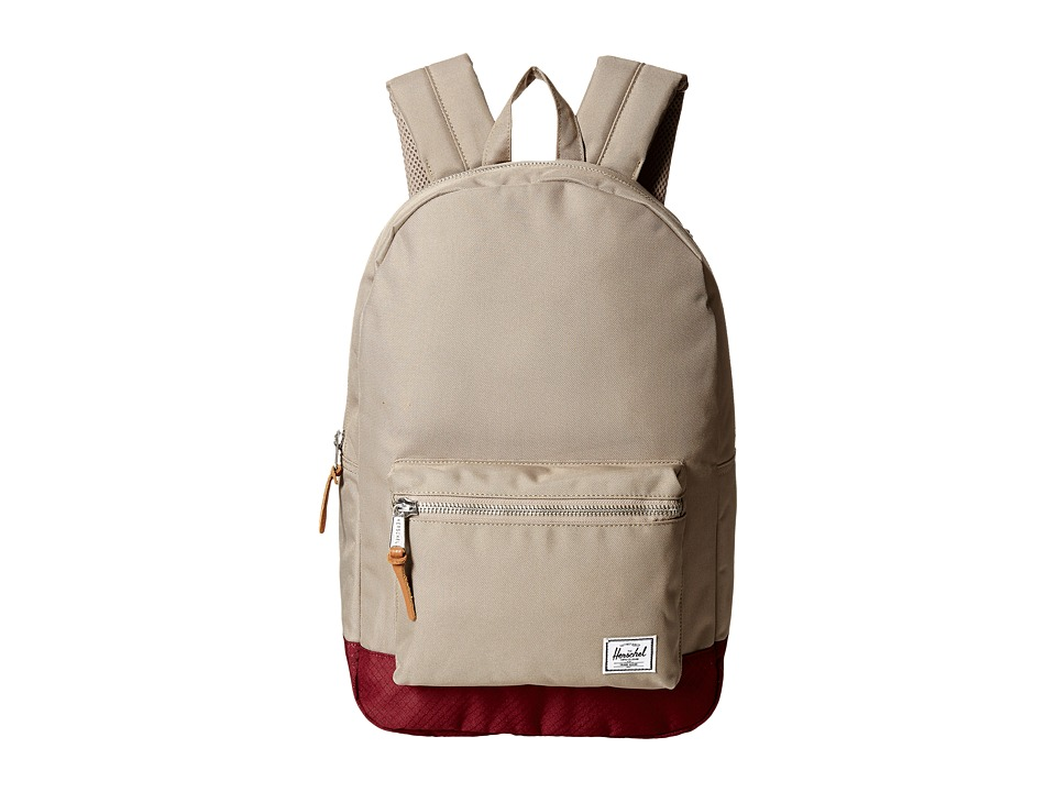Herschel Supply Co. - Settlement (Brindle/Windsor Wine) Backpack Bags