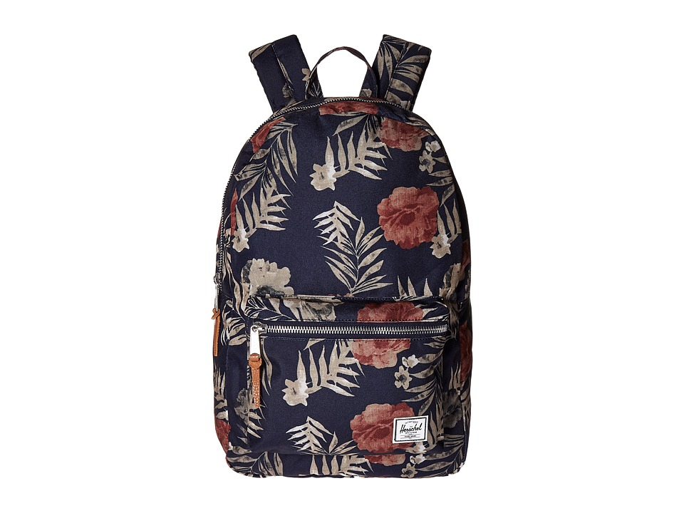 Herschel Supply Co. - Settlement (Peacoat Floria) Backpack Bags