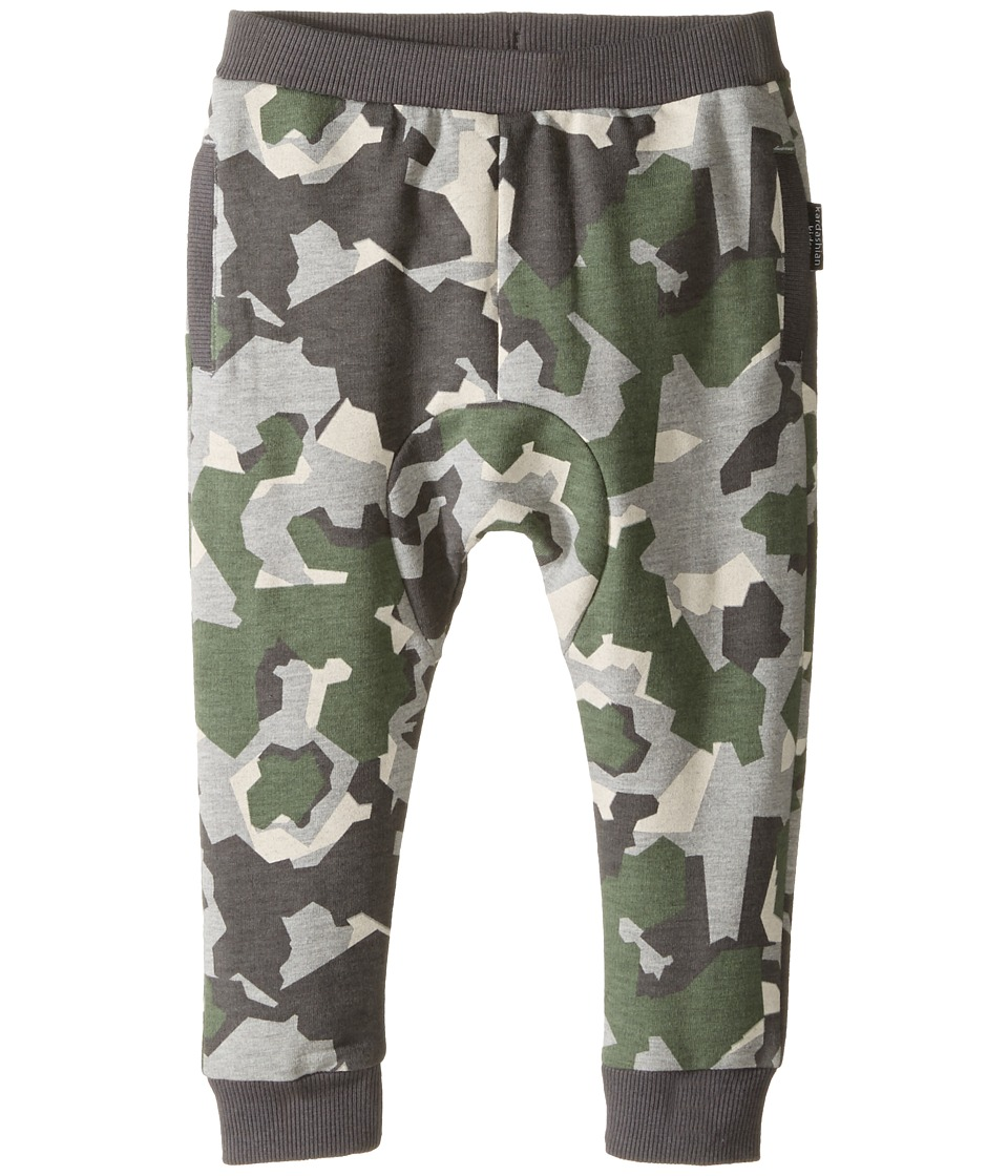 Kardashian Kids - Print Jogger (Infant) (Camo) Boy's Casual Pants