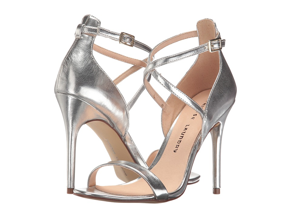 Chinese Laundry - Lavelle (Silver Dazzle Me) High Heels