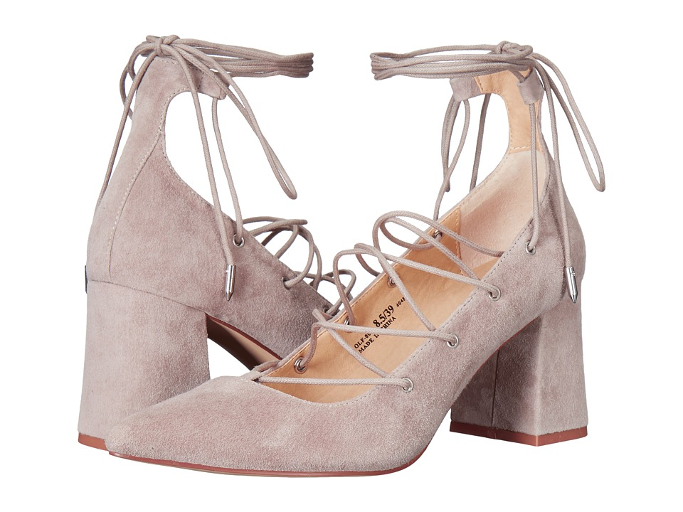 Chinese Laundry - Odelle (Cool Taupe Kid Suede) High Heels
