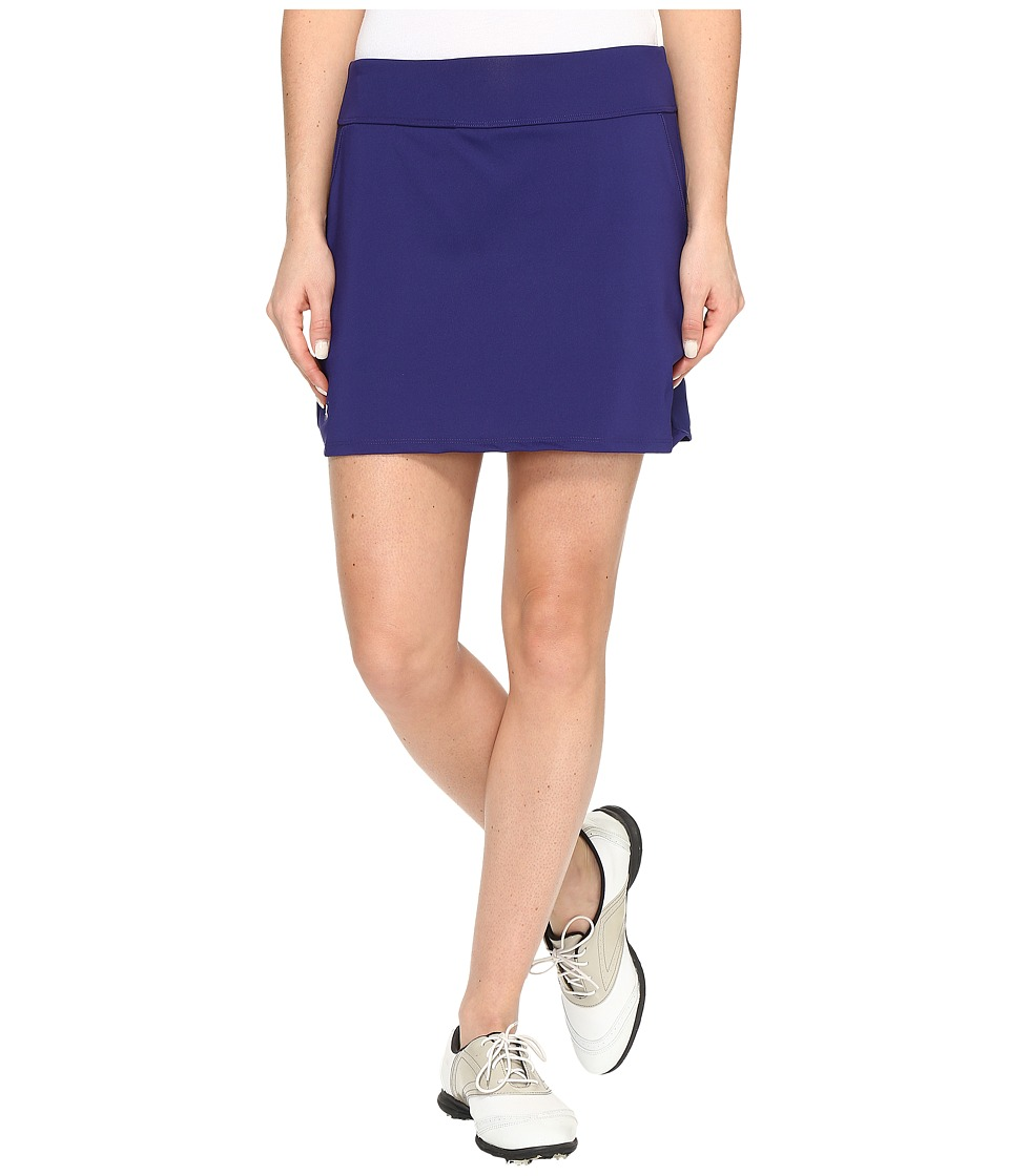 Under Armour Golf - Links Knit Skort (Europa Purple/Europa Purple/Europa Purple) Women's Skort