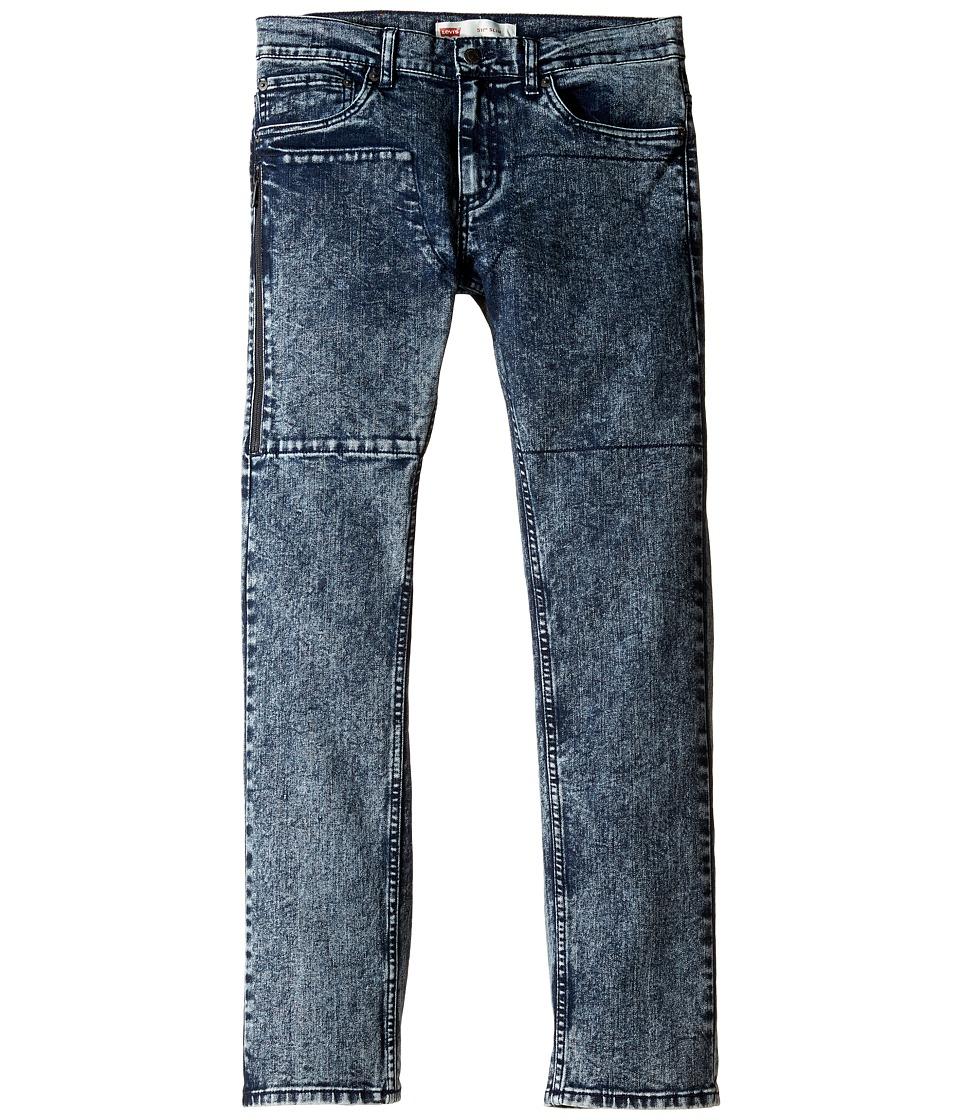 Levi's(r) Kids - 511 Tech Jeans (Big Kids) (Worn Indigo) Boy's Jeans