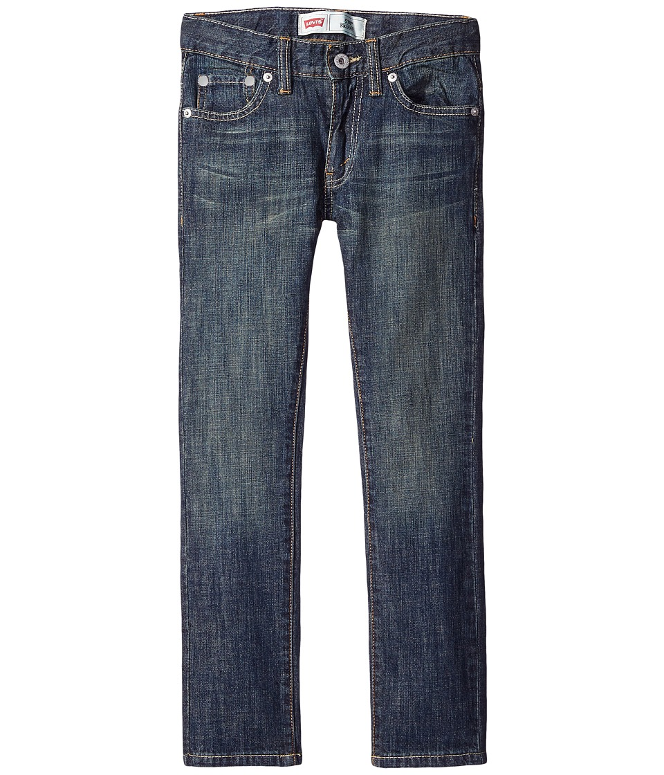 Levi's(r) Kids - 510 Skinny Jeans (Big Kids) (Covered Up) Boy's Jeans