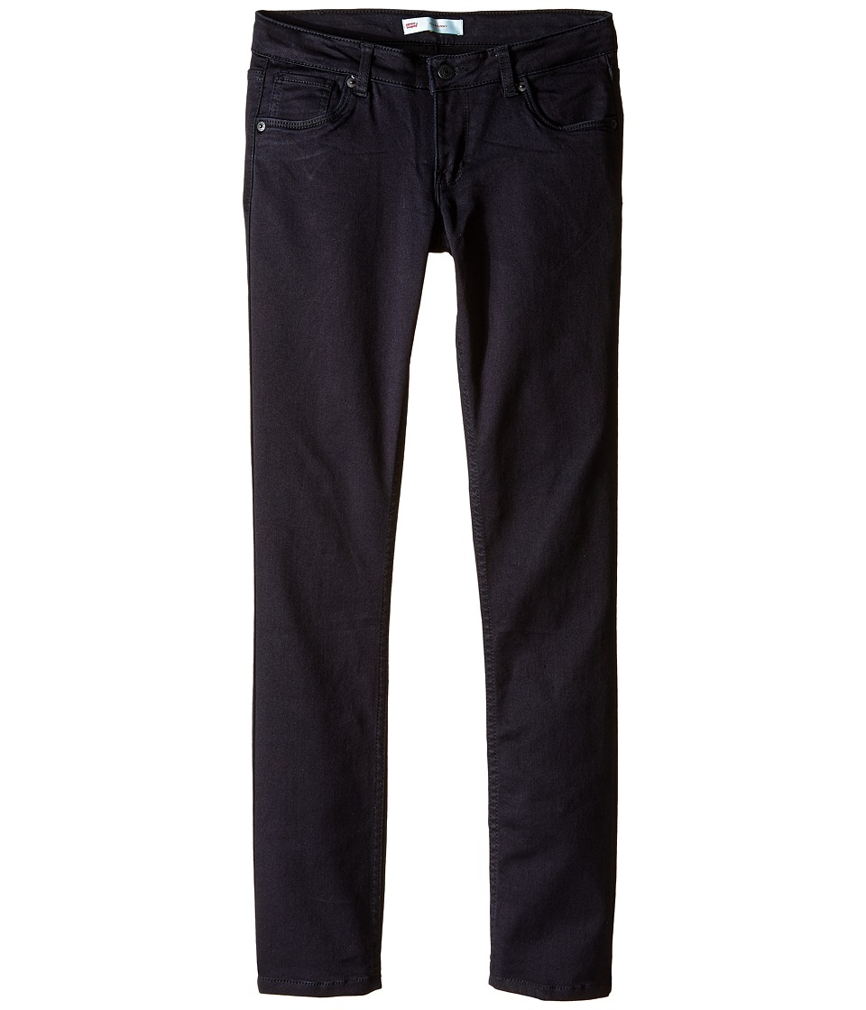 Levi's(r) Kids - The Skinny Jean (Big Kids) (Black Cove) Girl's Jeans