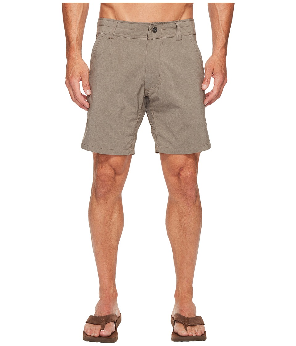 KUHL - Shift Amfib Shorts - 8 (Charcoal) Men's Shorts