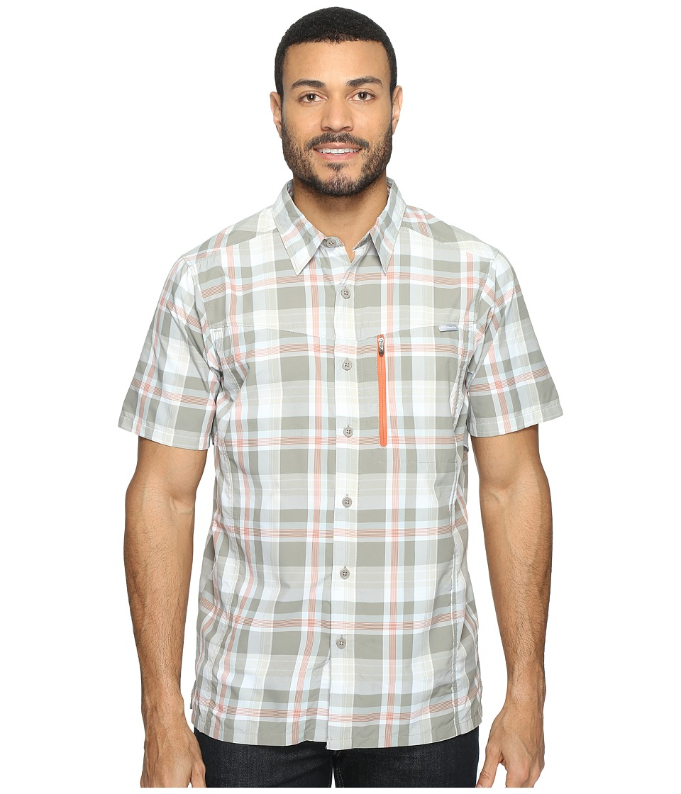 Columbia - Silver Ridgetm Plaid S/S Shirt (Kettle Plaid) Men's Short Sleeve Button Up