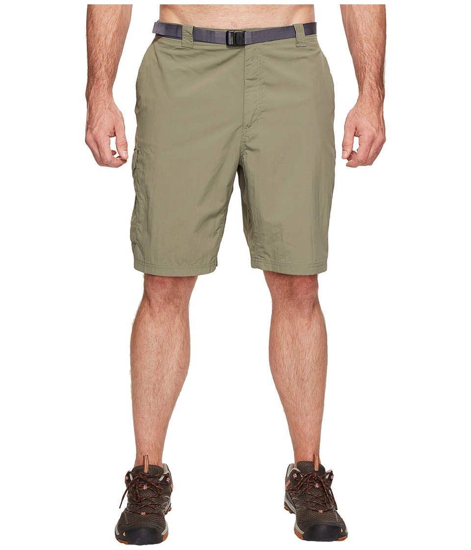 Columbia - Big Tall Silver Ridge Cargo Short (42-54) (Cypress/Valencia) Men's Shorts