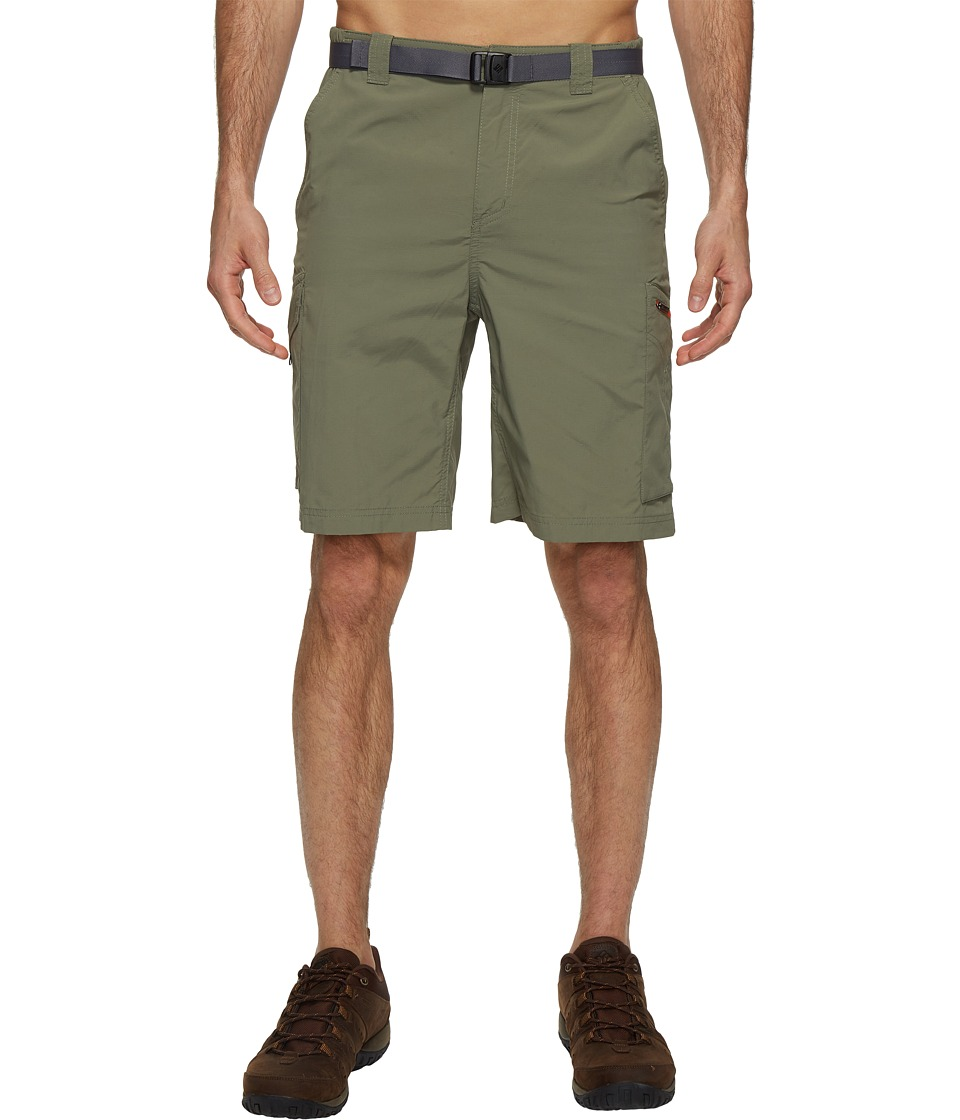 Columbia - Silver Ridgetm Cargo Short (Cypress/Valencia) Men's Shorts