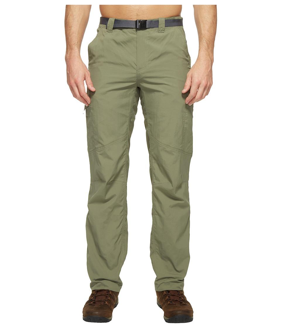 Columbia - Silver Ridgetm Cargo Pant (Cypress/Valencia) Men's Clothing