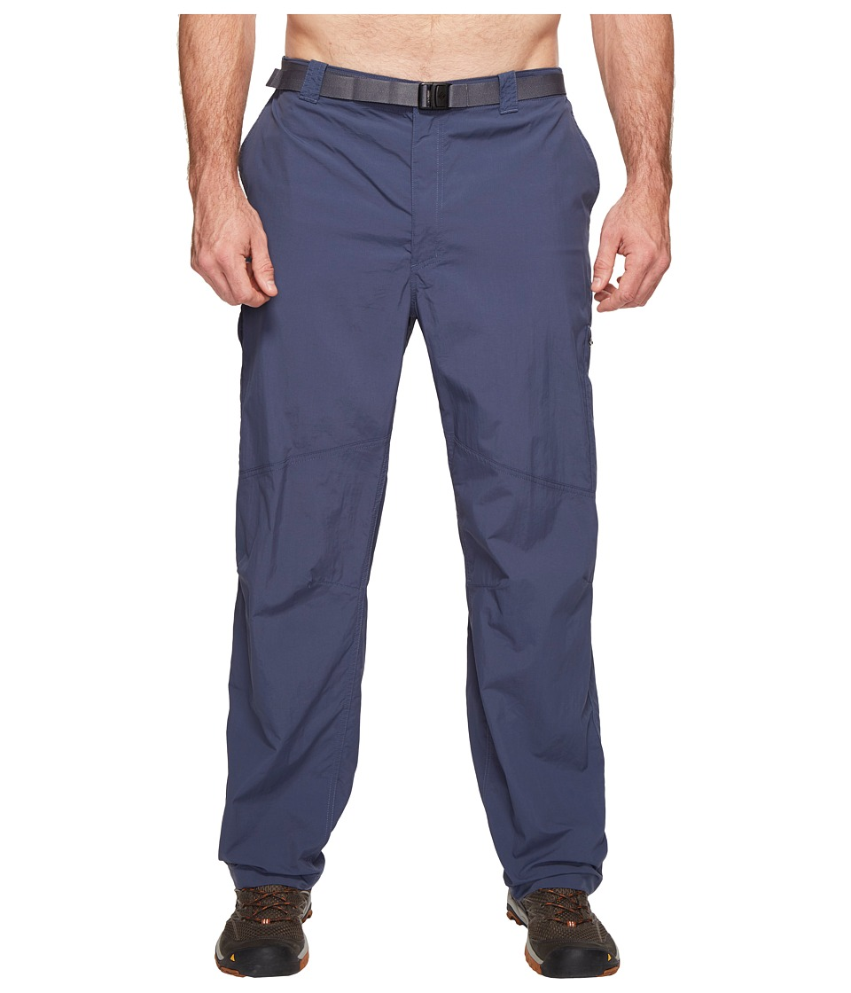 Columbia - Big Tall Silver Ridgetm Cargo Pant (Zinc/Voltage) Men's Casual Pants