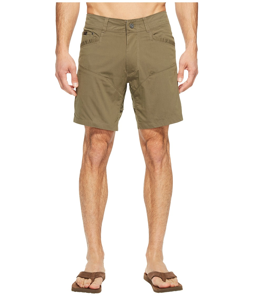 KUHL - Kontra Air Shorts - 8 (Dark Moss) Men's Shorts