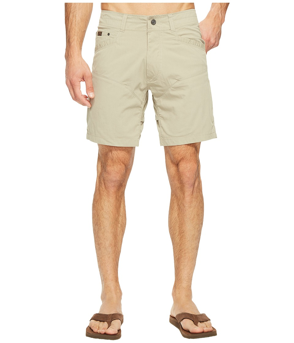 KUHL - Kontra Air Shorts - 8 (Light Khaki) Men's Shorts