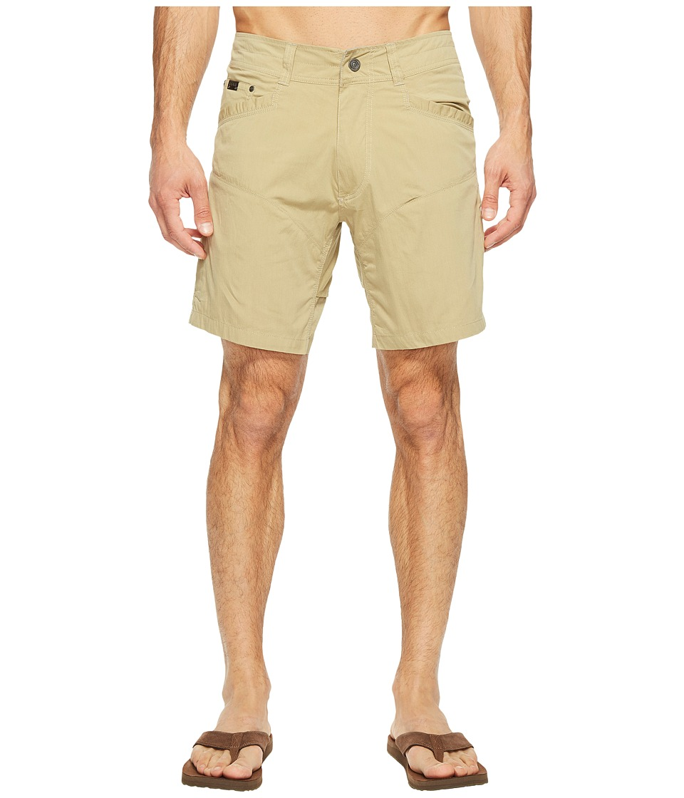 KUHL - Kontra Air Shorts - 8 (Sawdust) Men's Shorts