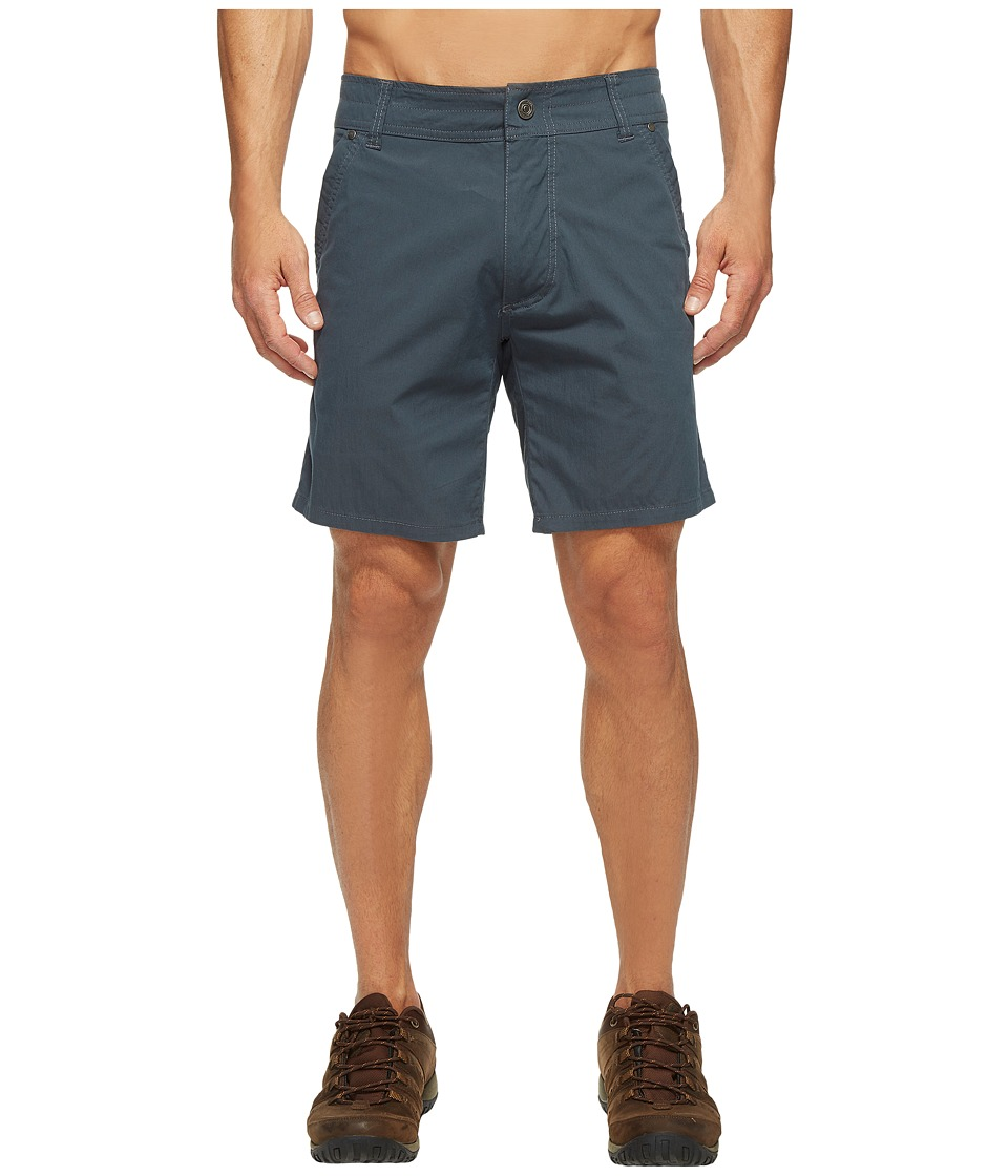 KUHL - Kontra Shorts - 8 (Deep River Blue) Men's Shorts