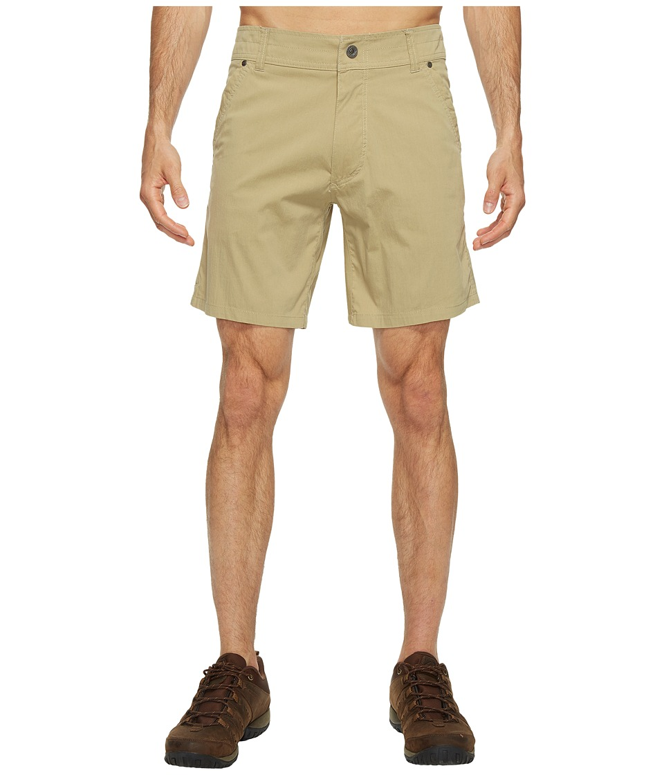 KUHL - Kontra Shorts - 8 (Sawdust) Men's Shorts