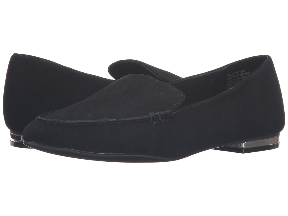 Steve Madden - Fausto (Black Suede) Women's Shoes