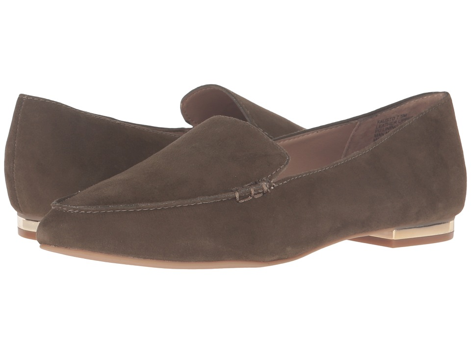 Steve Madden - Fausto (Olive Suede) Women's Shoes