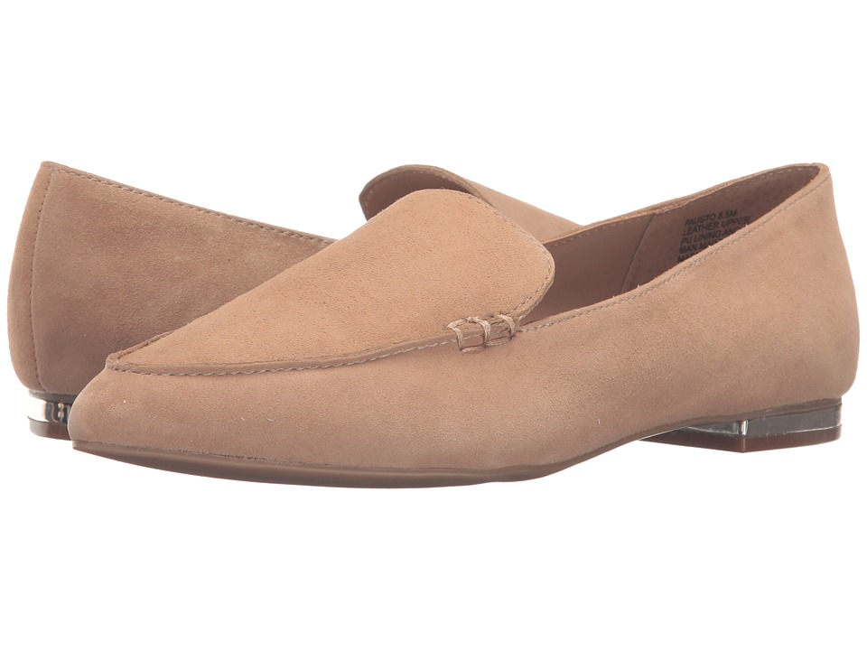 Steve Madden - Fausto (Camel Suede) Women's Shoes