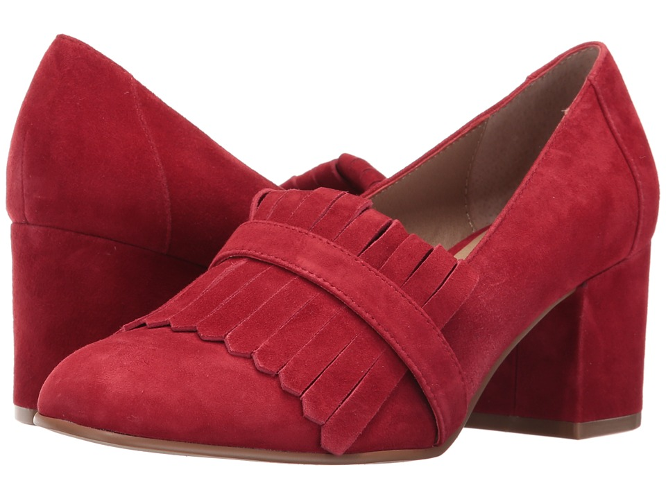 Steve Madden - Kate (Red Suede) Women's Shoes