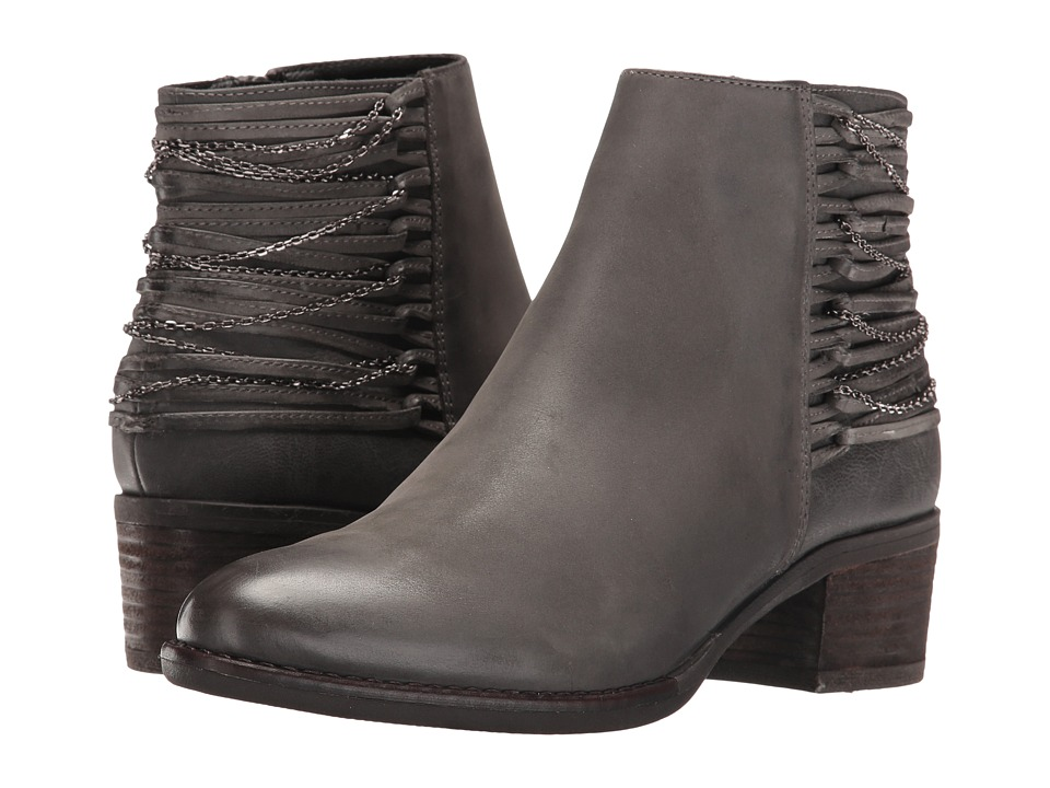 Steve Madden Chily (Grey Nubuck) Women