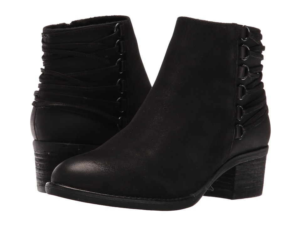 Steve Madden - Caldor (Black Nubuck) Women's Boots