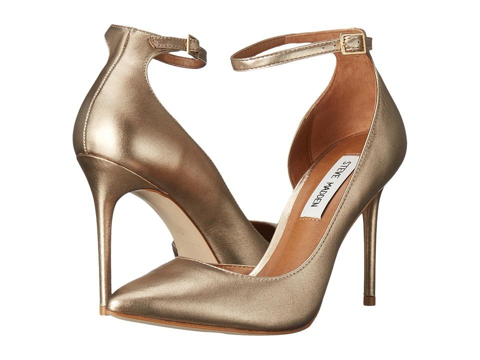 Steve Madden Tifannie Metallic Womens Shoes