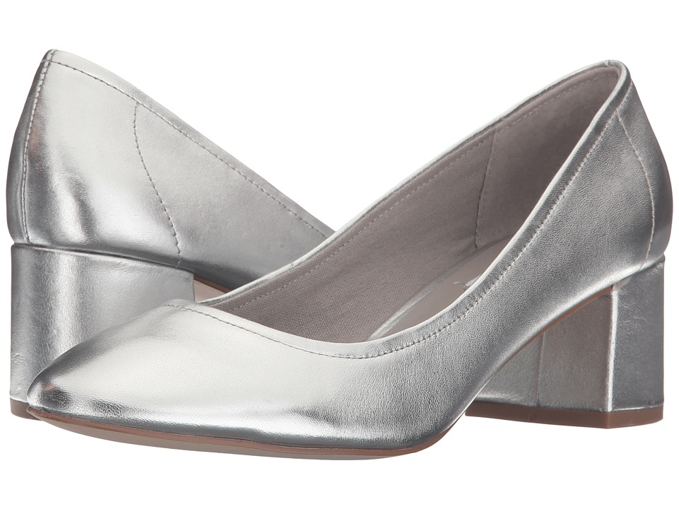 Steve Madden - Tomorrow (Silver Leather) High Heels