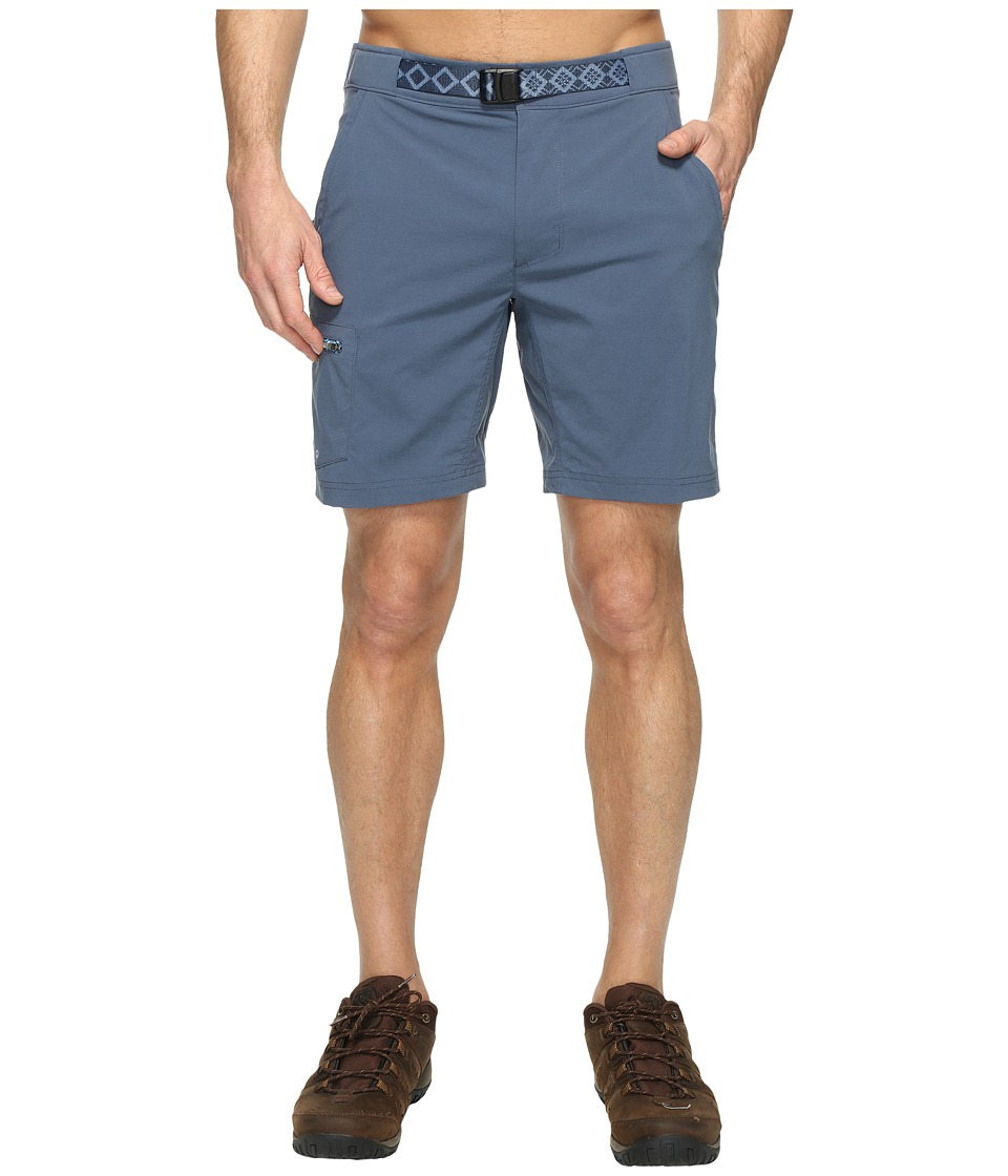 Columbia - Creek to Peak Shorts (Zinc/Dark Mirage) Men's Shorts