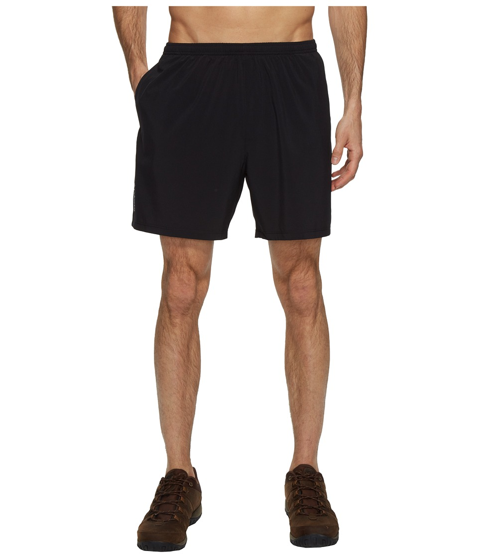 Columbia - Ridge Dash Shorts (Black) Men's Shorts