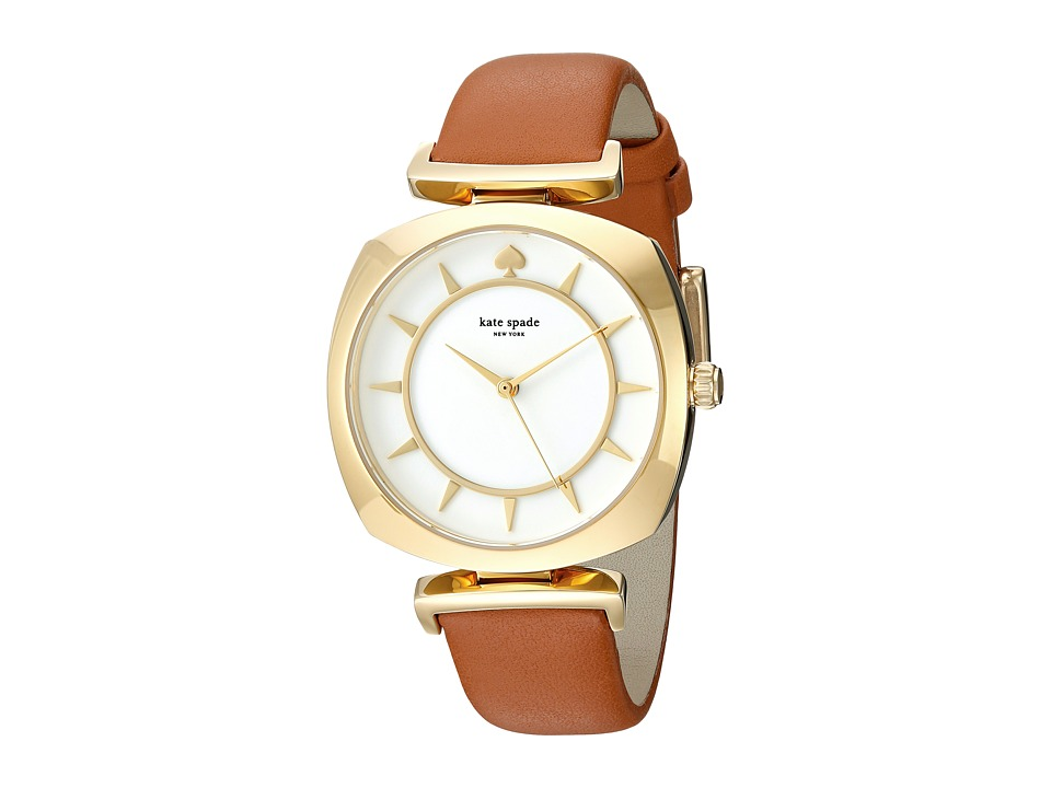 Kate Spade New York - Barrow - KSW1225 (Brown) Watches