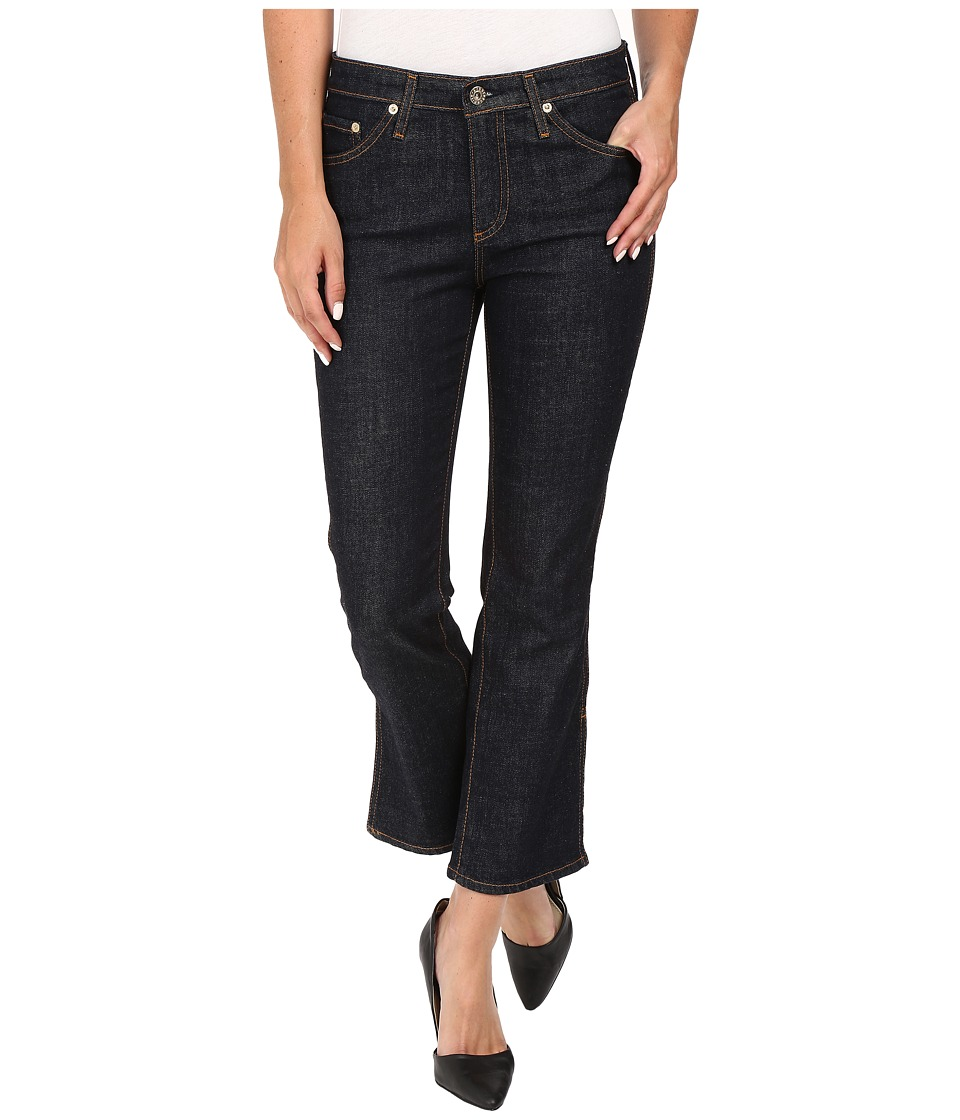 AG Adriano Goldschmied - Jodi Crop Side Slit in Lacquer (Lacquer) Women's Jeans