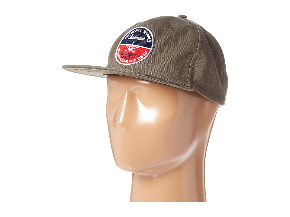 Herschel Supply Co. - 172 (Army) Caps