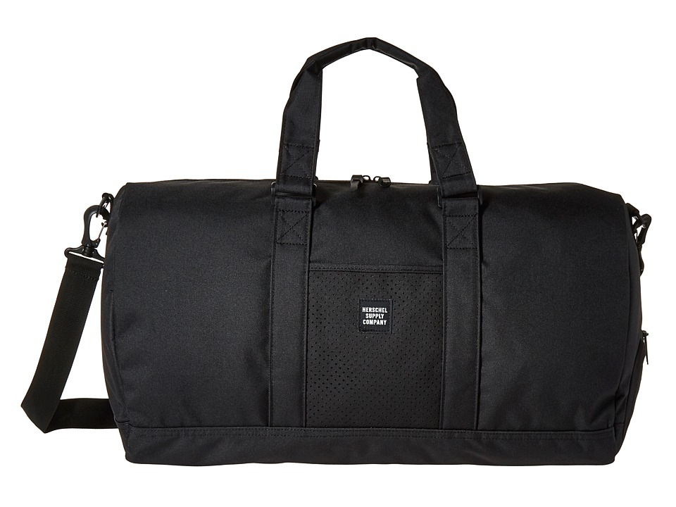 Herschel Supply Co. - Novel (Black) Duffel Bags