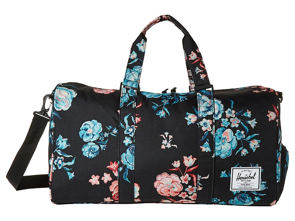 Herschel Supply Co. - Novel (Pastel Petals) Duffel Bags