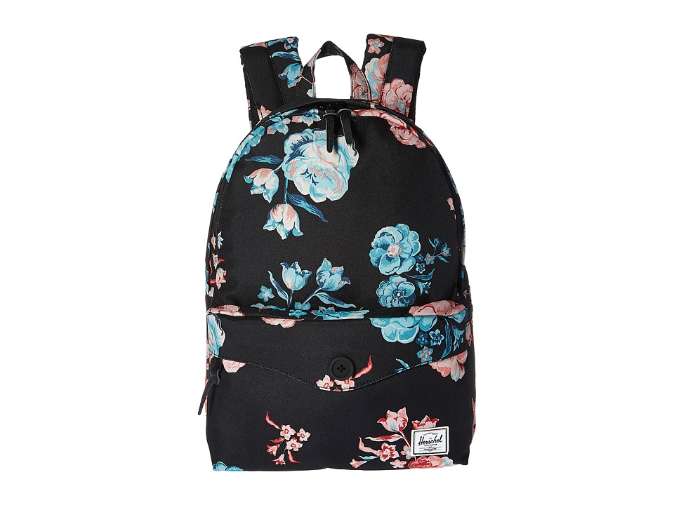 Herschel Supply Co. - Sydney Mid-Volume (Pastel Petals/Black Rubber) Backpack Bags