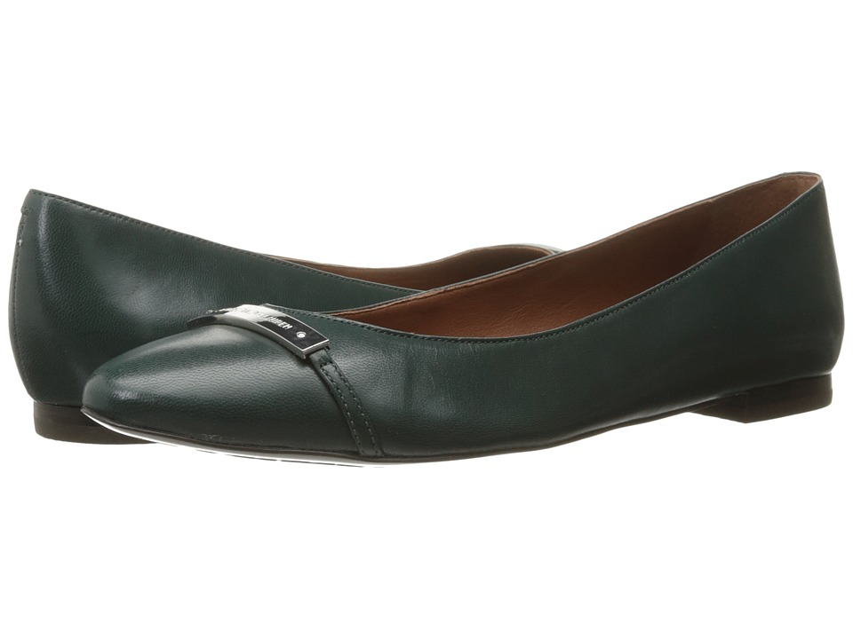 LAUREN Ralph Lauren - Farrel (Green Gables Kidskin) Women's Shoes