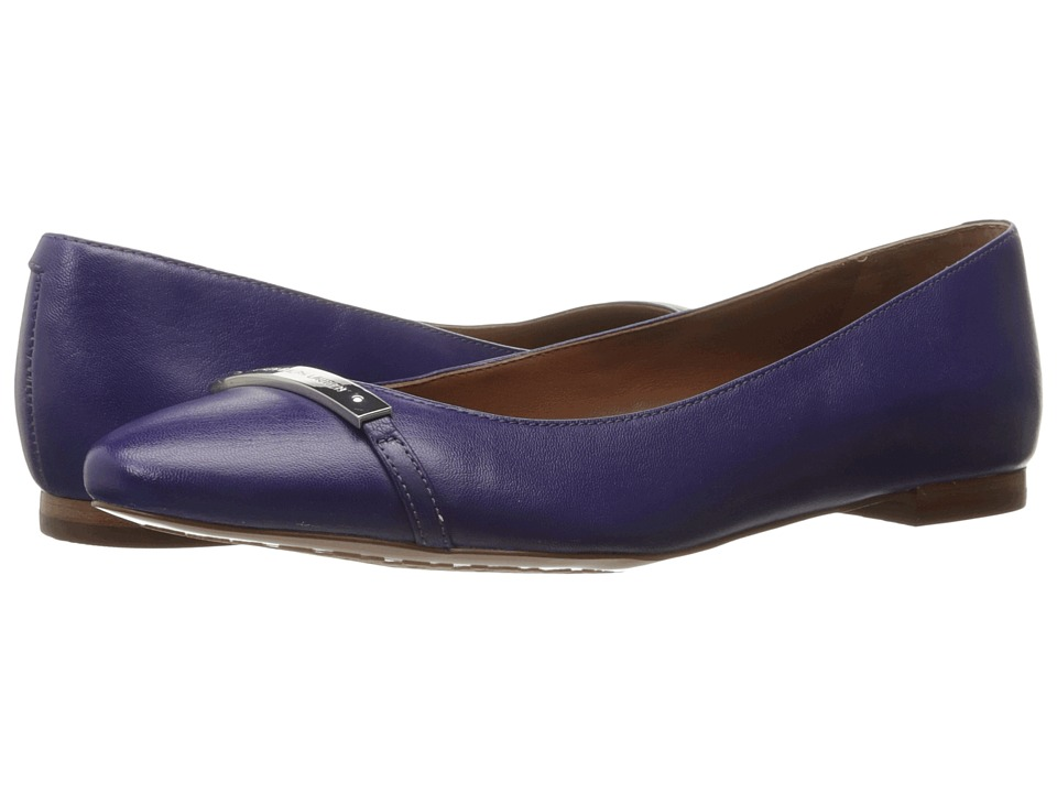 LAUREN Ralph Lauren - Farrel (Purple Lake Kidskin) Women's Shoes