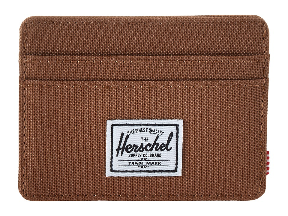 Herschel Supply Co. - Charlie (Caramel) Credit card Wallet
