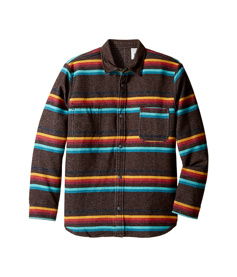 VISSLA Kids - Pennington Long Sleeve Reversible