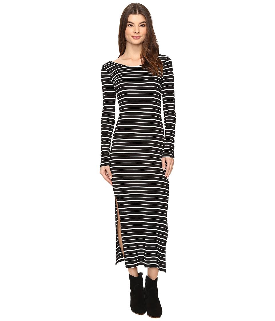 Amuse Society - Naia Dress (Stripe) Women's Dress