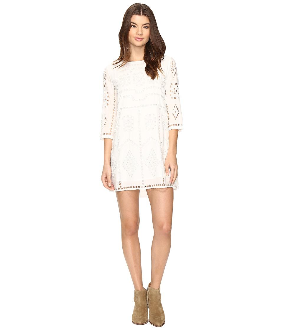 Amuse Society - Ophelia Dress (Casa Blanca) Women's Dress