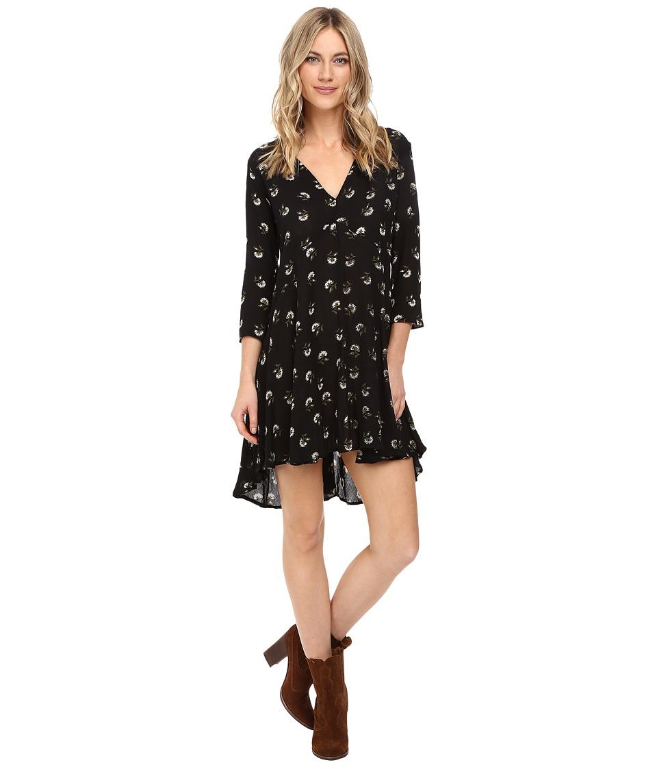 Amuse Society - Talis Dress (Black) Women's Dress