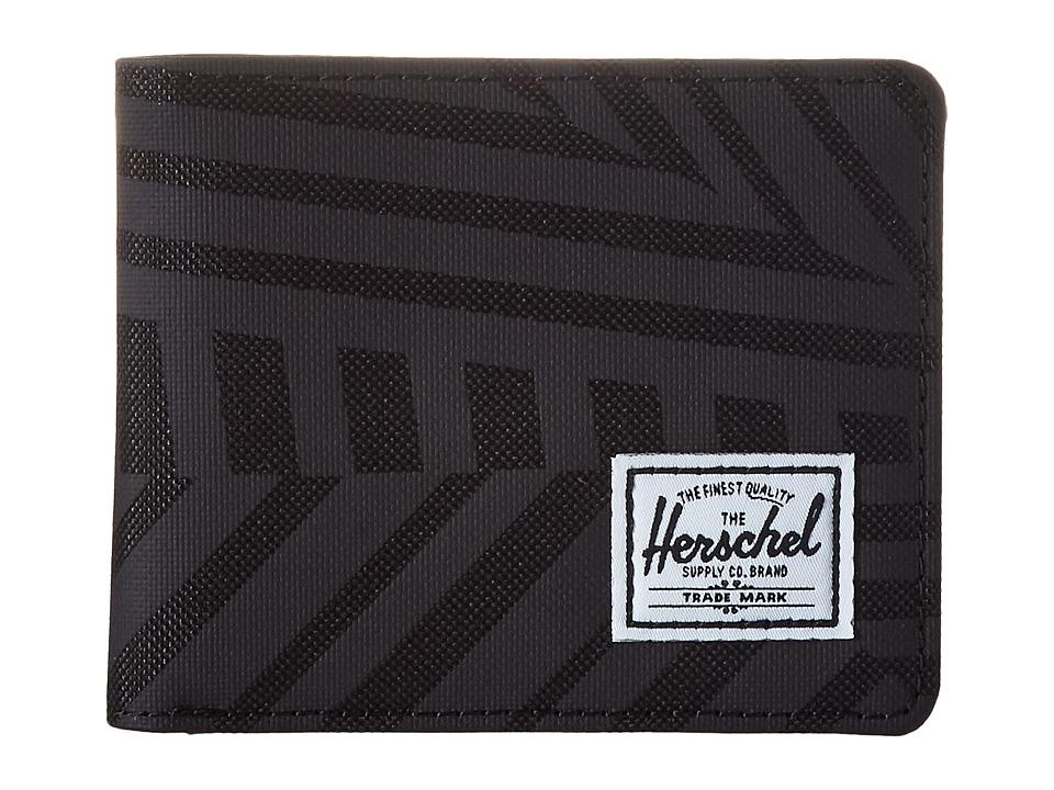 Herschel Supply Co. - Hank (Dazzle Camo) Wallet Handbags
