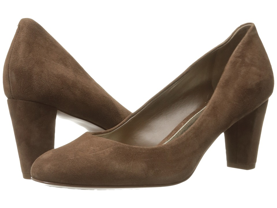 LAUREN Ralph Lauren - Hala (Bedford Brown Kid Suede) Women's Shoes