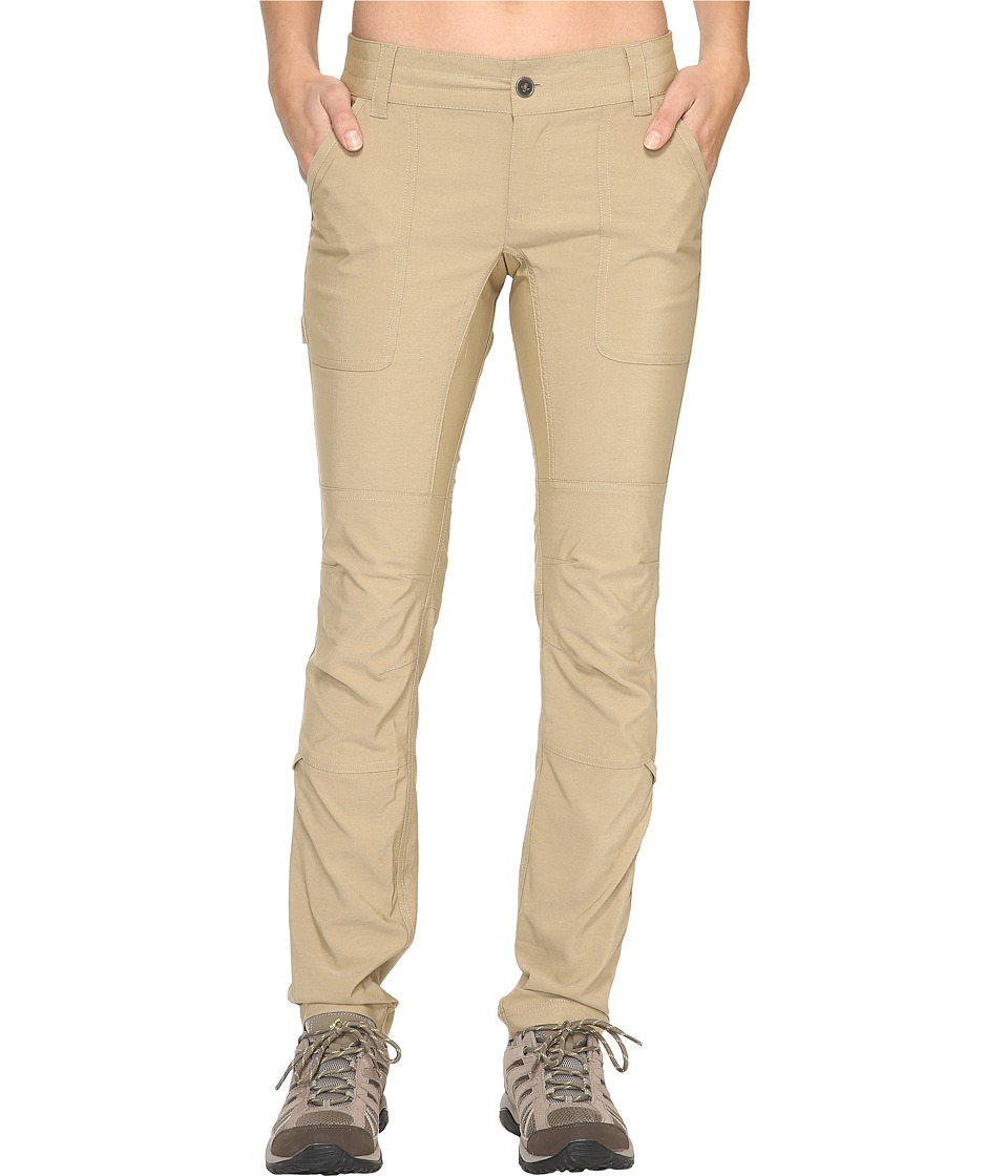 Columbia - Pilsner Peaktm Pants (British Tan Oxford) Women's Casual Pants
