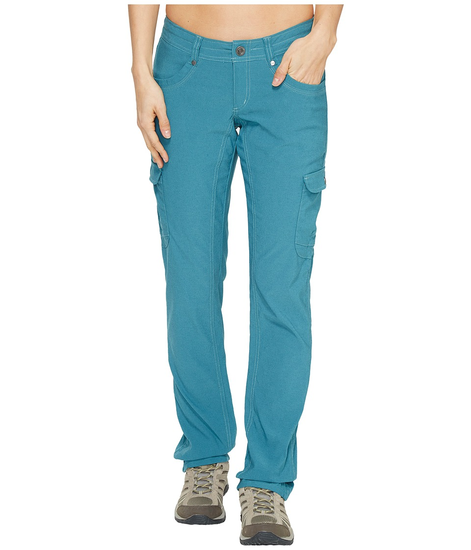 KUHL - Hykr Pants (Emerald Sea) Women's Casual Pants
