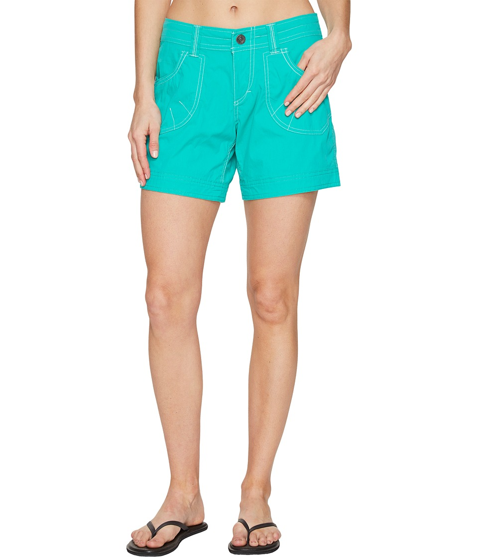 KUHL - Kontratm Short 6 (Jade) Women's Shorts