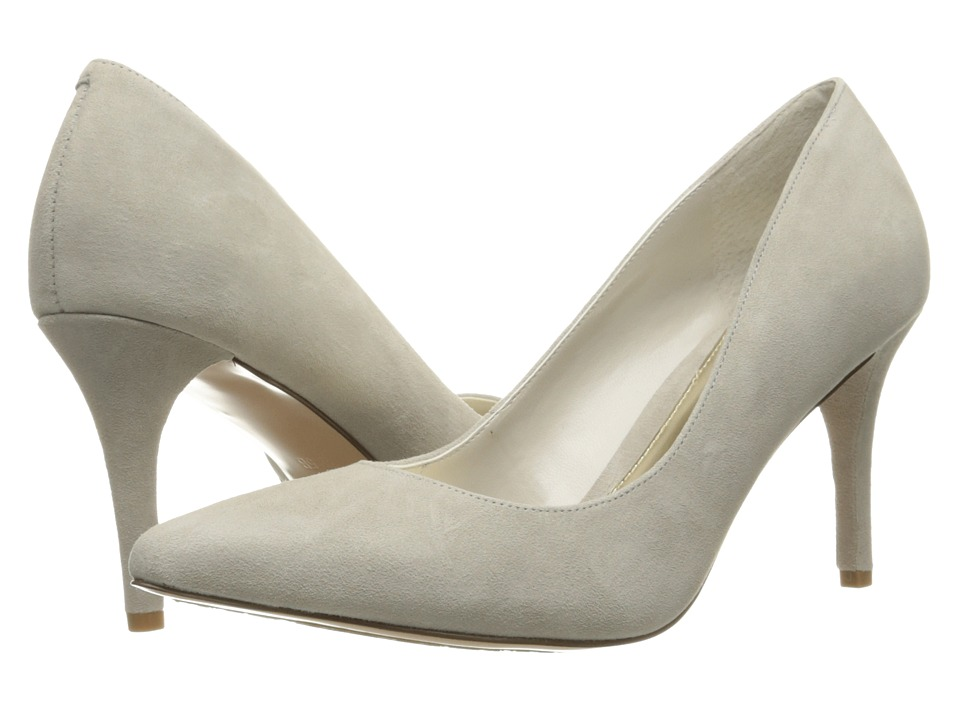 LAUREN Ralph Lauren - Reave (Cloud Grey Kid Suede) High Heels