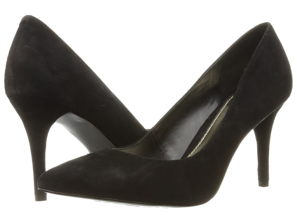 LAUREN Ralph Lauren - Reave (Black Kid Suede) High Heels